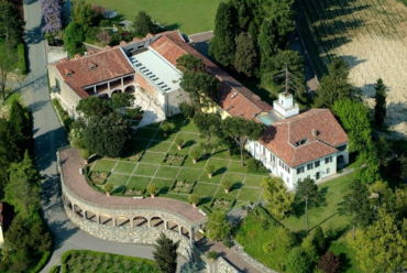 Incontro di apertura a Villa Ottolenghi