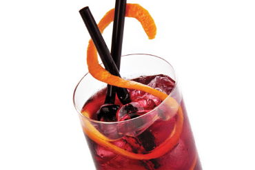 cocktail al Brachetto d'Acqui