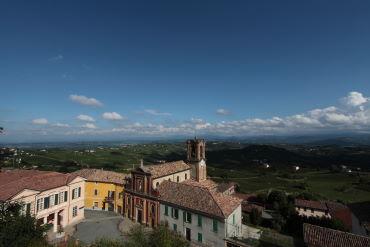 panoramica vigneti colline Unesco Alice Bel Colle