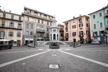 Piazza Bollente Acqui