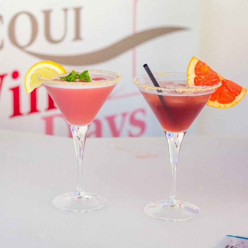 Brachetto Cocktail col Gelato