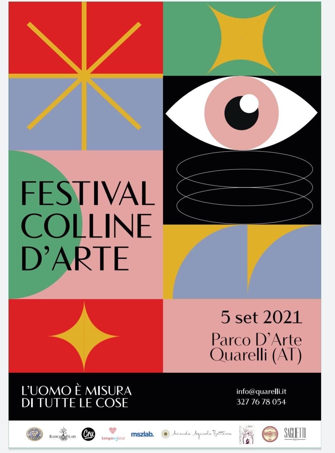 Festival Colline d'Arte Parco Quarelli