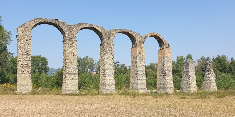 archi romani di Acqui terme