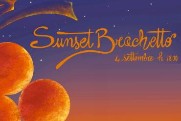tramonto cena brachetto musica acqui